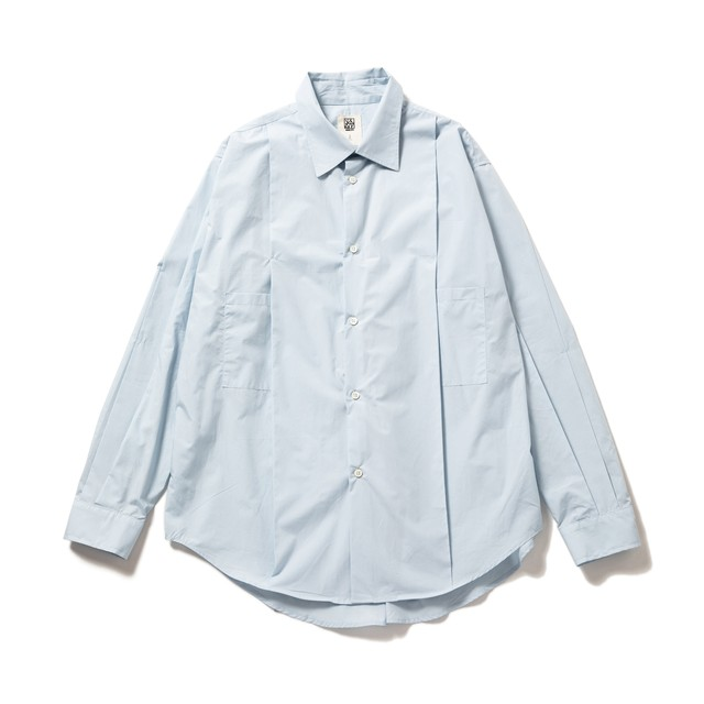 vast222  TUCK SHIRT