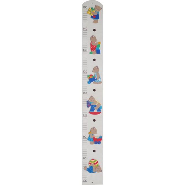 ヘラー 身長計 クマとおもちゃ