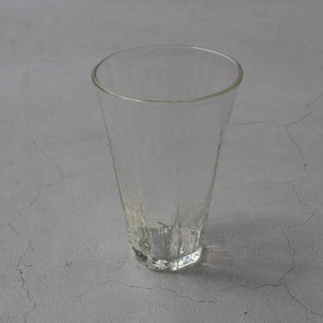 安土草多 ビアグラス 細