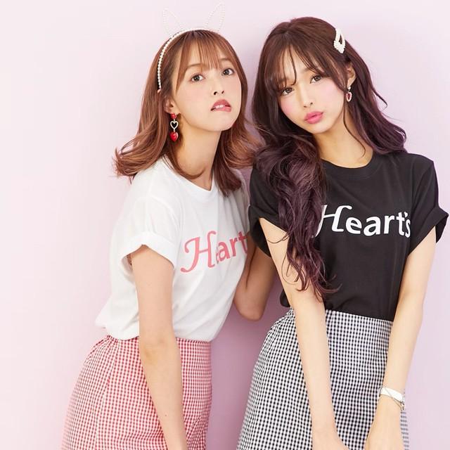 HEART♡なTシャツ