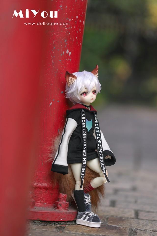 【即納ドール】Miyou フルセット(美白肌)ボディメイクつき