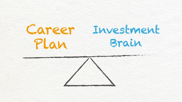 キャリアプランと投資脳 講師:ゴヒラノリタカ