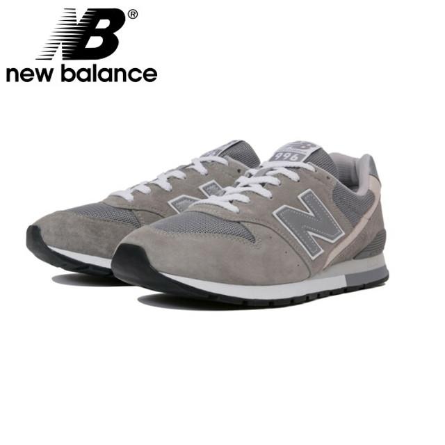 ニューバランス 996 スニーカー メンズ レディース CM996 グレー 新作 NEW BALANCE CM996BG GRAY