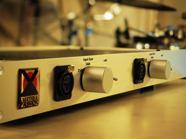 2ch.Mic Preamp / AMATERAS 1022