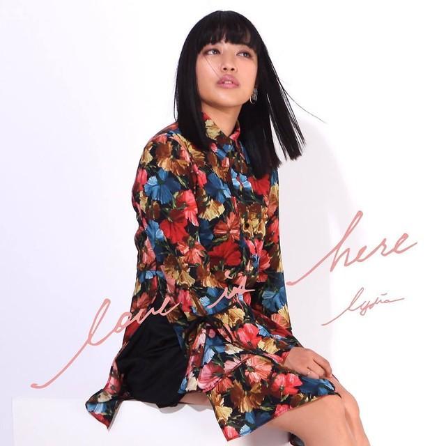 Lydia / 1st Album 【LOVE IS HERE】