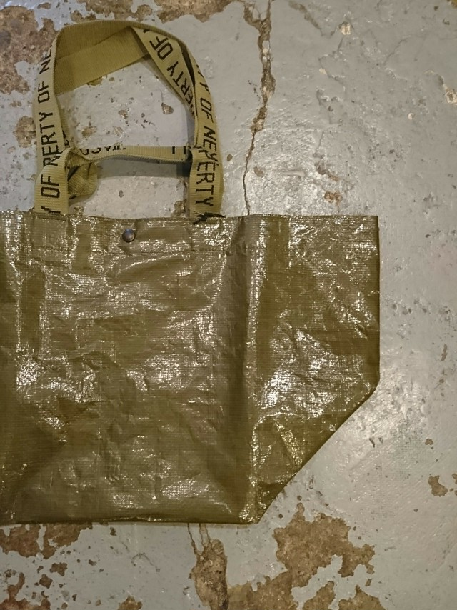 """NEXUS Ⅶ """"ALL WEATHER 2WAY TOTE-L"""" Olive Color"""