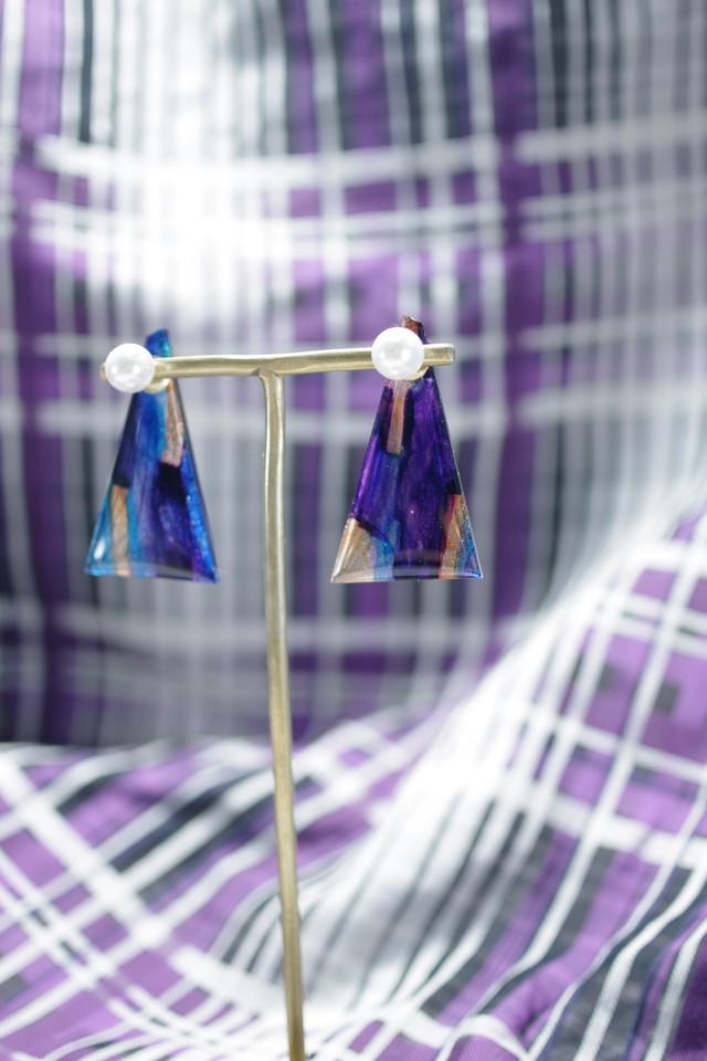 三角に恋した -purple-