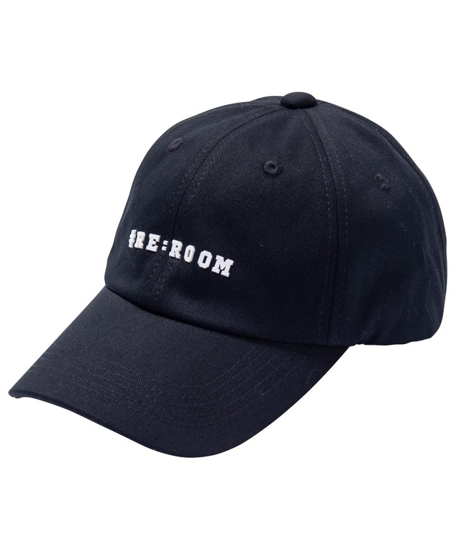 SILICON LOGO COLOR TWILL CAP[REH088]
