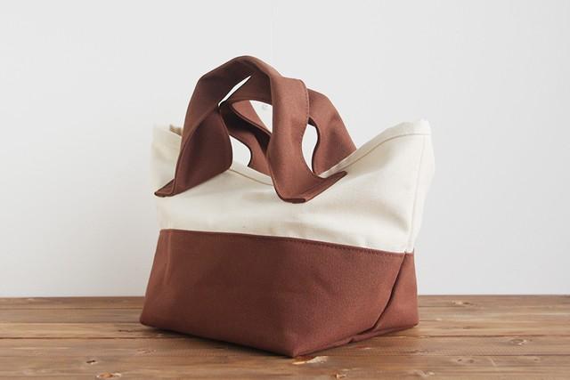 CHUBBY TOTE BAG (キナリ×コーヒー)