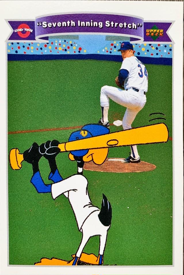 MLBカード 92UPPERDECK Looney Tunes #192