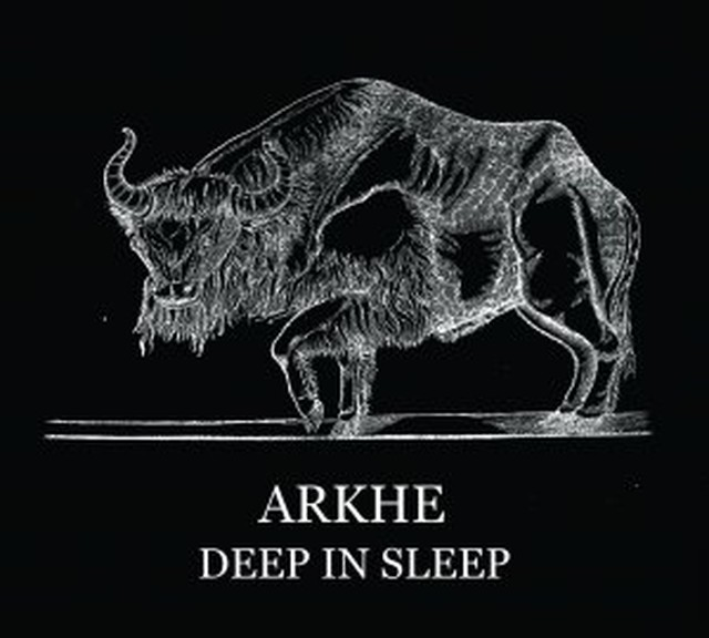 Arkhe - Deep in Sleep CD - メイン画像