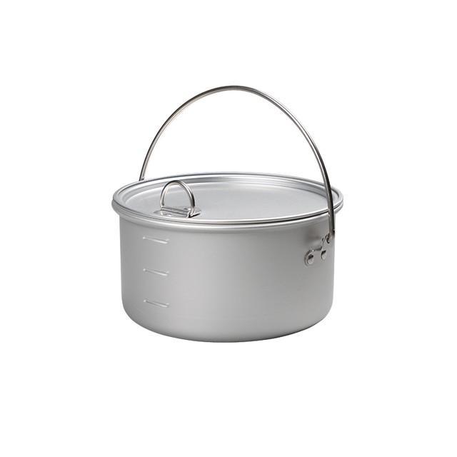 新品 EVERNEW Backcountry Almi Pot 010