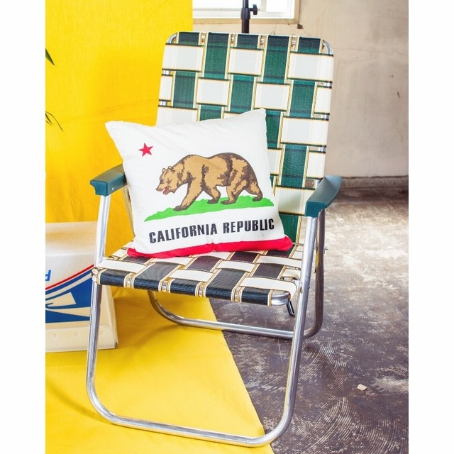 【SELECT】California Cushion