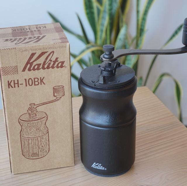 kalita コーヒーミル KH-10BK