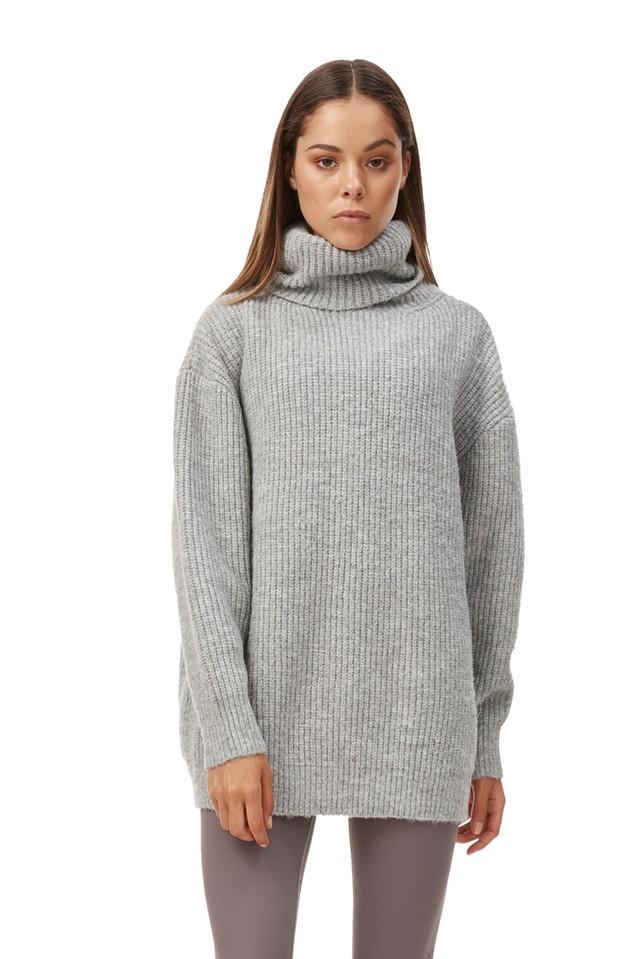 Charlotteニット(Grey)