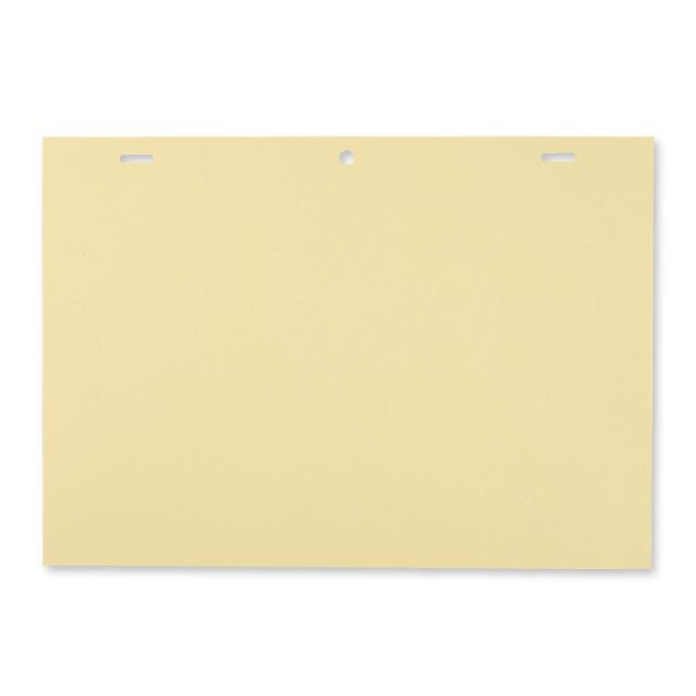 修正用紙(100枚) クリーム Correction paper  Cream