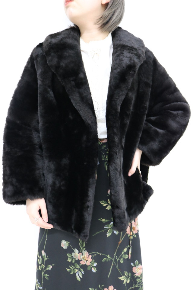 standard fur coat / OU11290106