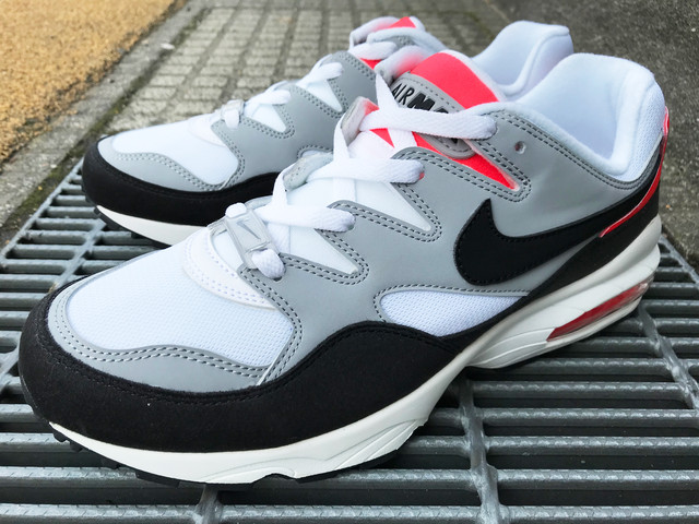 NIKE AIR MAX 94 (WOLF GREY/BLACK-WHITE)