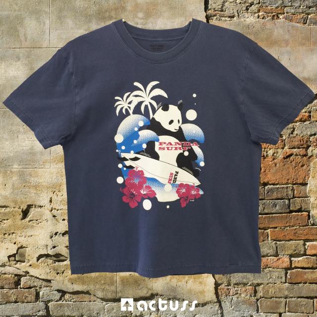 PANDA SURF 【パンダ サーフ】カラー:ストーンウォッシュブルー