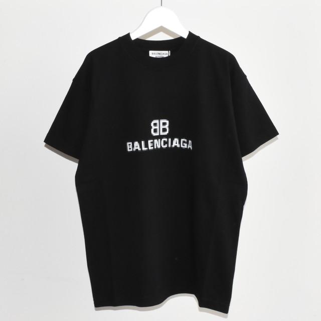 BALENCIAGA  ロゴTシャツ