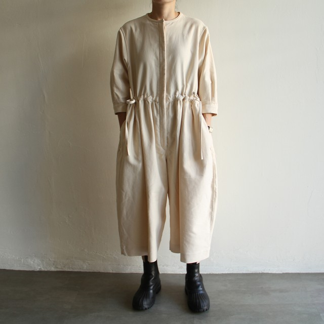 TENNE HANDCRAFTED MODERN 【 womens 】volume sleeve all-in-one