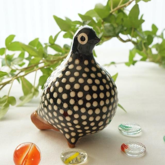 234 リトアニア 陶器の笛/鳥