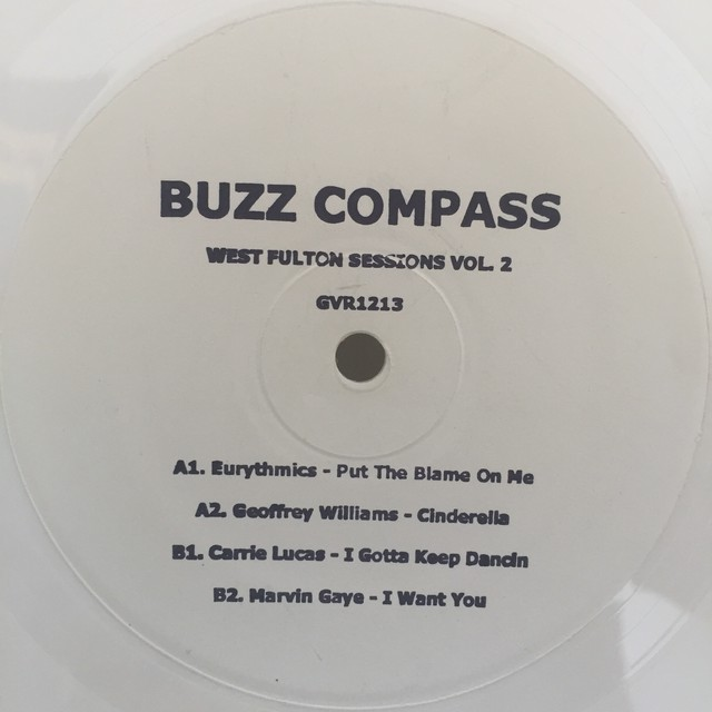 West Fulton Sessions Vol. 2 (Marvin Gaye)  / BUZZ COMPASS