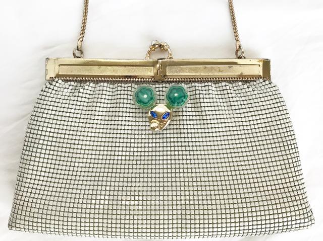 Mimi 3way bag charm ー Green pepper ー