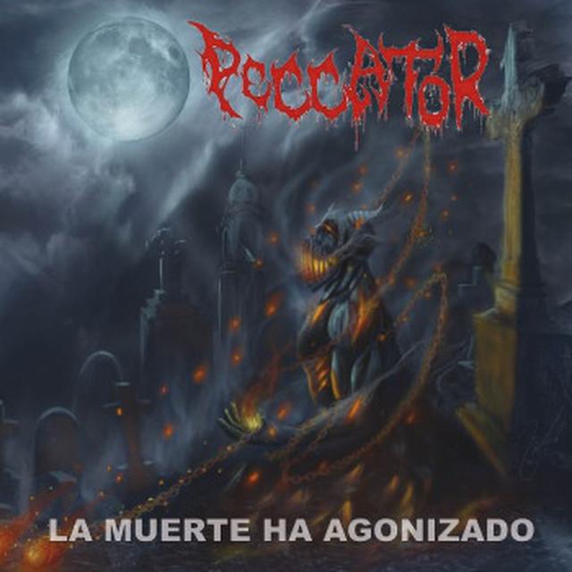 PECATTOR  - La Muerte Ha Agonizado(CD)