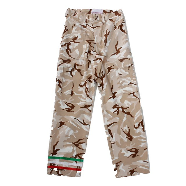 PARIA FARZANEH Camo Trousers