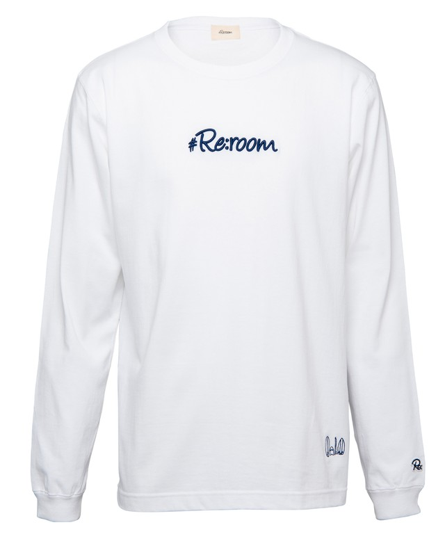 【10/19(FRI)19:00再販売予定】3D LOGO LONG SLEEVE[REC223]