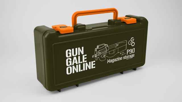 SAO オルタナティブ ガンゲイル・オンライン GGOツールボックス /  グルーヴガレージ