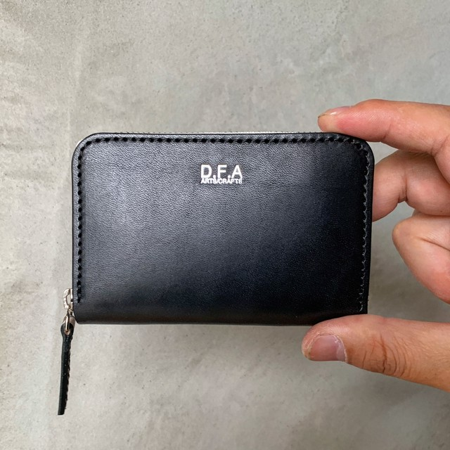 DFA: ESPY SKINNY TAG LEATHER CARD Wallet