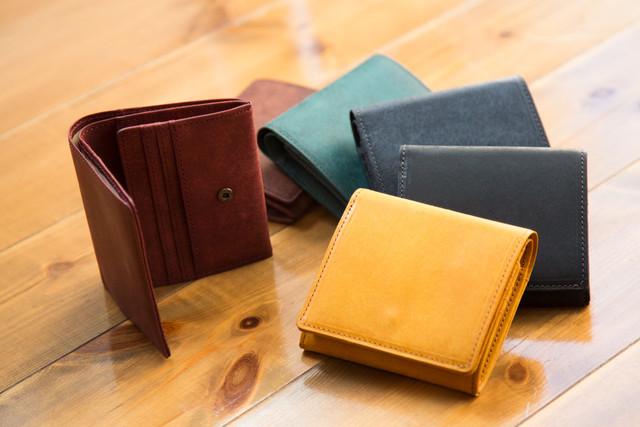 二つ折り財布 coprire(コプリーレ)