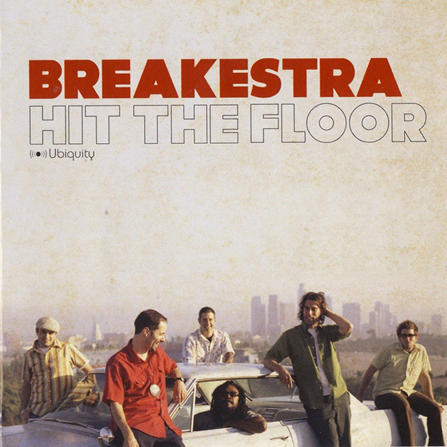【LP】Breakestra - Hit The Floor
