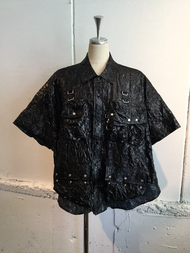 JULIEN DAVID Shirt (BLACK)