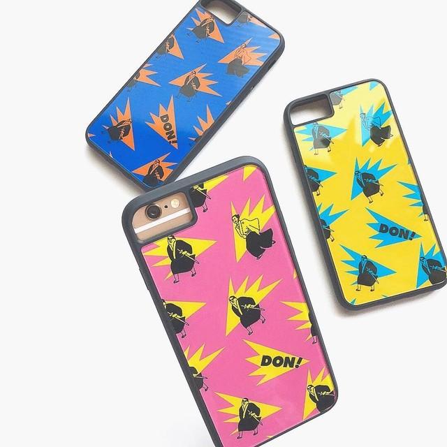 <<SAIGO×TOKIDOKI×RYOMA>> iPhone case 手帳型