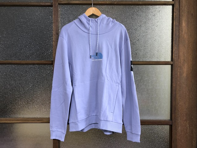 THE NORTH FACE FINE ALPINE HOODIE  (SWEET LAVENDER)