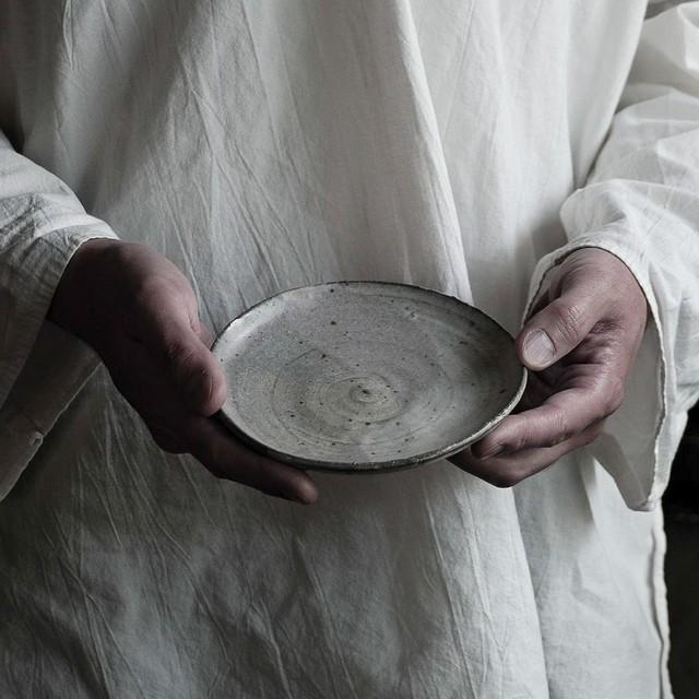 白小皿 uchida yoshimi