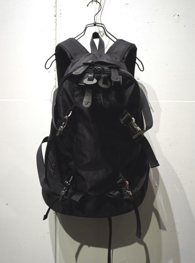 HOSU Nylon BackPack 33L ブラック