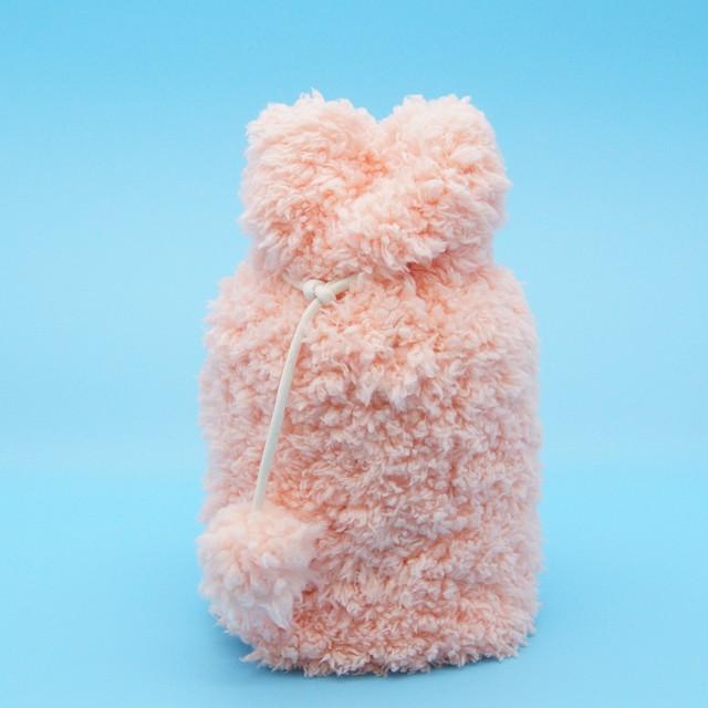 ふわもこカバー【選べる4色】小型犬・猫サイズ 3.5寸