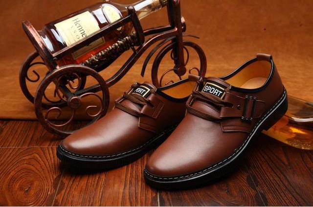 ウォーキングシューズ 革靴 軽量 ブーツ レザー 革 メンズ シューズ カジュアル shs-66