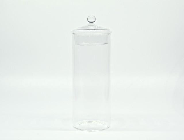クローズドテラリウム用ガラスキャニスター(Tall-size)