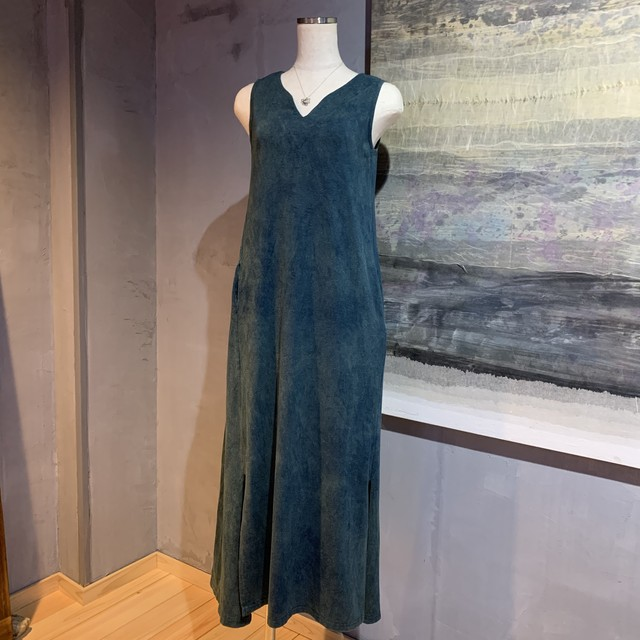 【予約販売受付中】∞One Piece Dress∞ Hemp/OC/Spandex