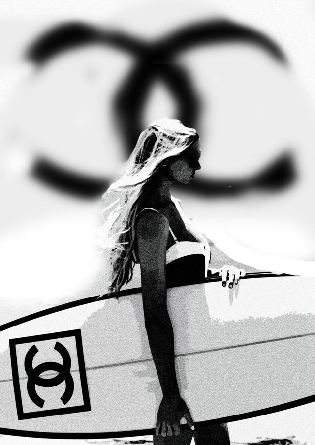 Craig Garcia 作品名:Zone 01  A1キャンバスポスター【商品コード: cgzon01】