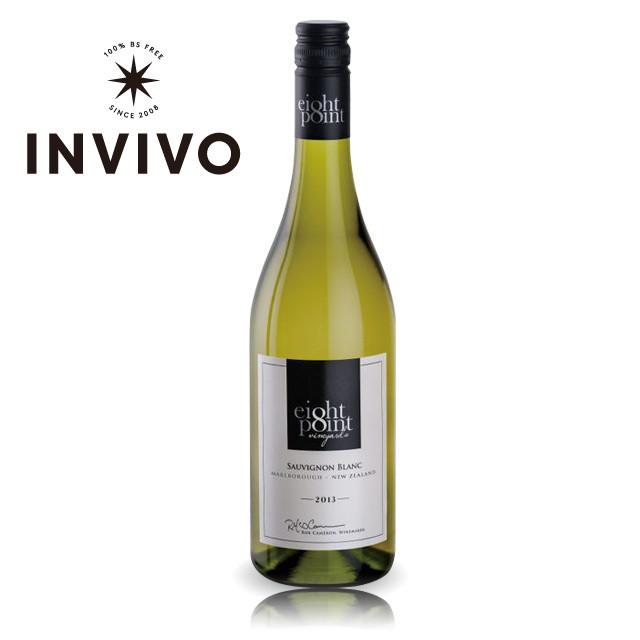 Eight Point by INVIVO Marlborough Sauvignon Blanc 2017 / エイトポイント バイ インヴィーヴォ マールボロ ソーヴィニヨンブラン