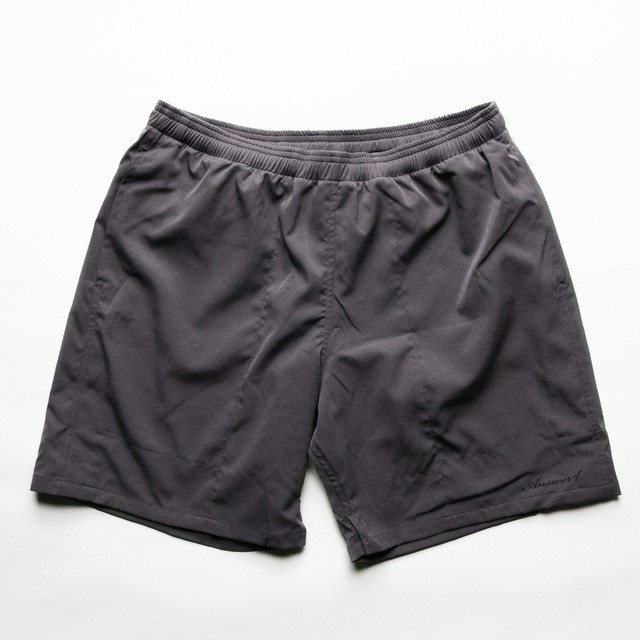 【Answer4】 3Pocket Short Pants (Grey)