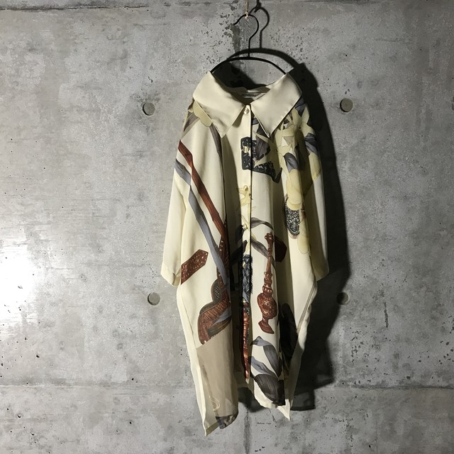 [used] rich atmosphere designed shirt