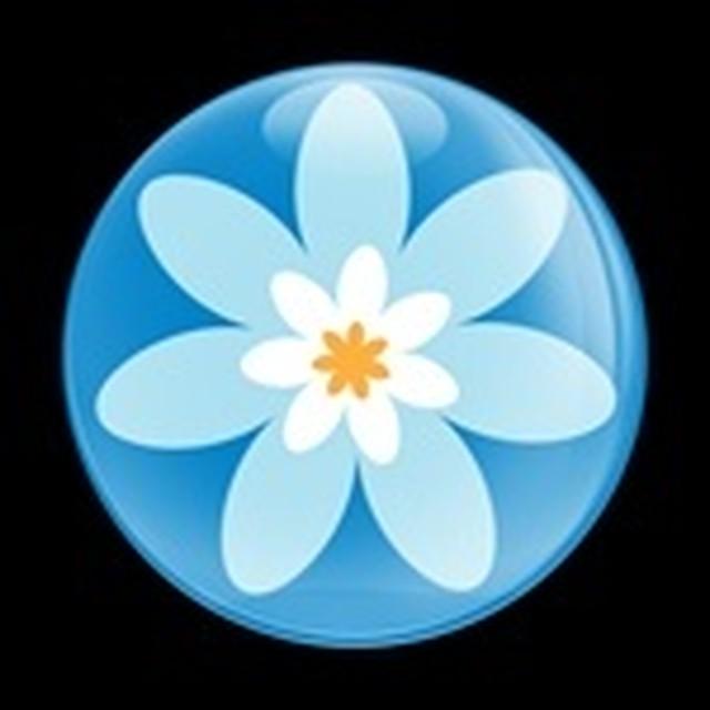ゴーバッジ(★在庫処分★)(CD0240 - FLOWER 05) - メイン画像