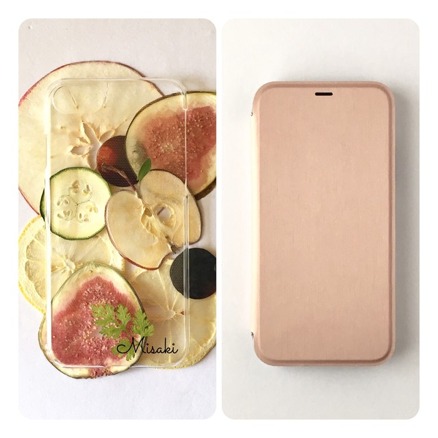 専用ページ 中原様《iPhone7手帳型ピンク》《名入れ》